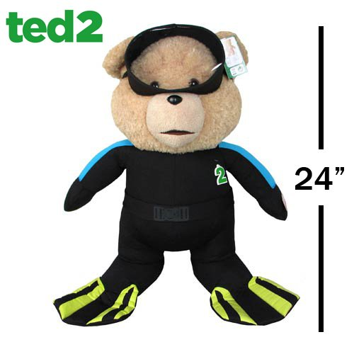 ted talking bear r rated - 9