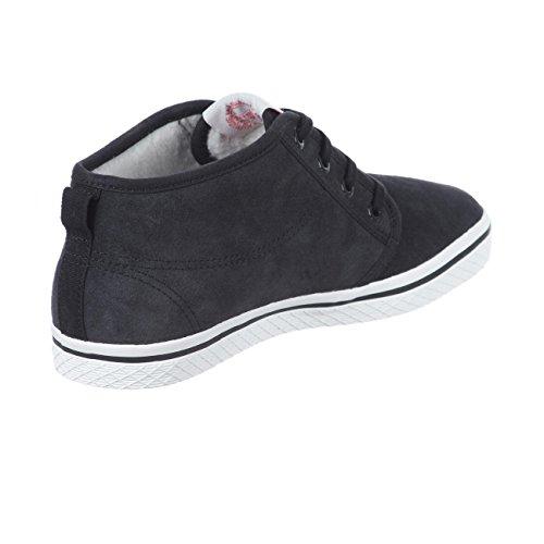 Zapatillas para poliéster mujer Negro adidas de fRnZ7UZa