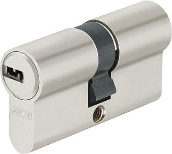 ABUS cilindro puerta de cilindro - cilindro de Cerradura EC550NP 30/45 333333 43699: Amazon.es: Bricolaje y herramientas