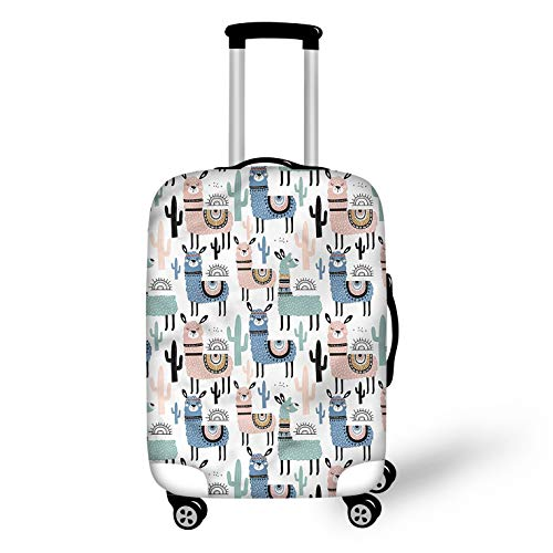 BIGCARJOB Fashion Suitcase Protective 18 22inches product image