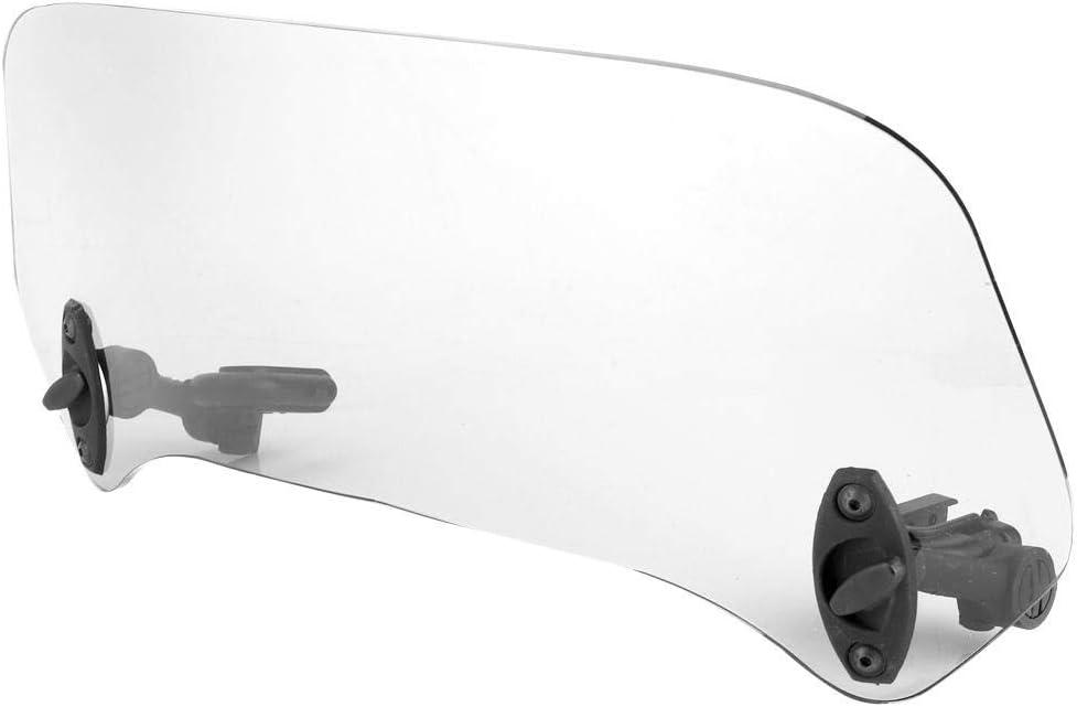 Windscreen Universal Motorcycle Modified Windscreen Windshield Spoiler Air Deflector Transparent