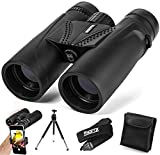 Binoculars 10x42 | Compact and Lightweight | Best for Adults, Bird Watching, Sports