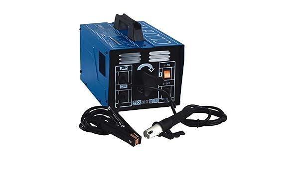 Soldadura de electrodos MMA Awelco Club 150 con accesorios: Amazon.es: Bricolaje y herramientas