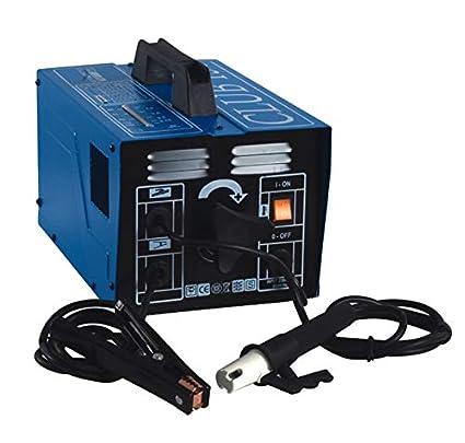 Soldadura de electrodos MMA Awelco Club 150 con accesorios
