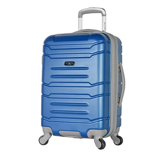 "Olympia Denmark 21"" Carry-on Spinner, Navy"