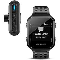 Garmin Approach S20montre GPS de golf Noir et Truswing Bundle