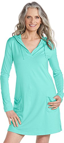 Coolibar Womens Beach Cover Up Dress