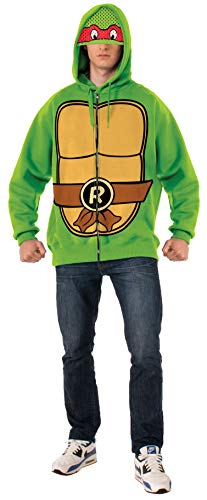 Rubie's Men's Teenage Mutant Ninja Turtles Adult Raphael