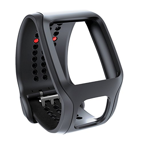TomTom Armband Cardio Comfort Strap, Schwarz, One size, 9URA.001.02