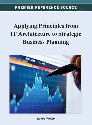 Applying Principles from IT Architecture to Strategic Business Planning (Premier Reference Source)