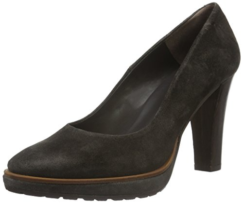 Zinda Damen 2640 Pumps Grau (Carbón)