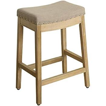 Amazon Com Chairus Counter Height Swivel Bar Stool 26