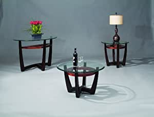 The Elation Round Coffee Table