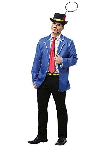 Pop Art Guy Adult Halloween -
