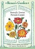 Zinnia - Persian Carpet Seeds