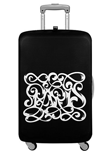 Price comparison product image LOQI TYPE Paris Art Deco Bag Sagmeister & Walsh Luggage Cover Medium