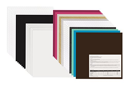 Cricut Vinyl Variety Pack 12X12 (40), Assorted