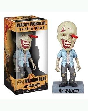 Funko Walking Dead - Rv Walker Wacky Wobbler Bobble Head Hot!!! Hot!!!