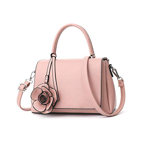 Light Grey à Sac bandoulière Main Femmes DarkPink Y7XYPZwqn
