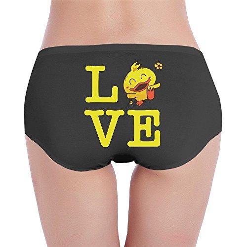 I Love Baby Duck Quack Printing Of Sexy Fashion - Birds Aerie Boy Brief