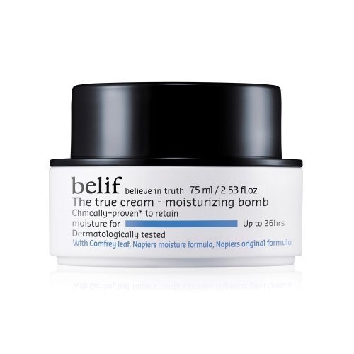 Moisturizing Happy Moisturizer - [belif] The True Cream - Moisturizing Bomb 75ml / 2.53 fl. oz.