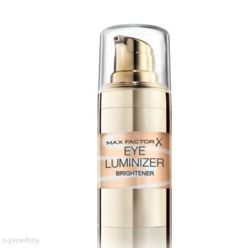 3 x Max Factor Eye Luminizer Brightener 15ml New & Sealed - 01 Fair by Max Factor