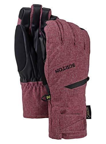 Burton Women's Gore-Tex Warm Technology Under Gloves, Port Royal Heather W19, Medium