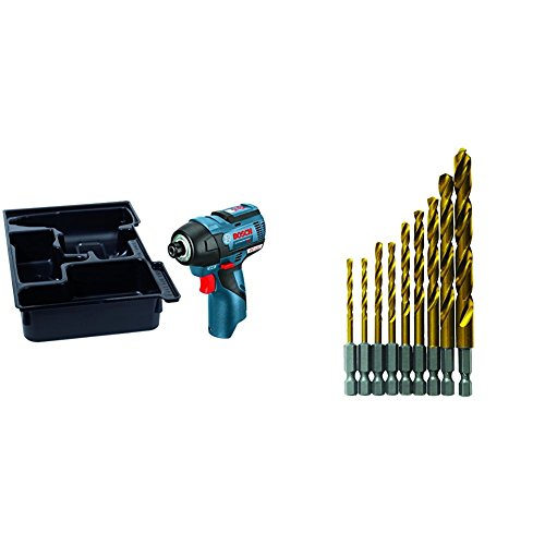 Bosch PS42BN 12 V Max Ec Brushless Impact Driver with Exa...