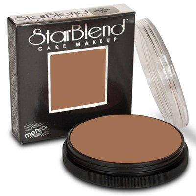 Mehron Makeup StarBlend Cake (2oz) (LIGHT EGYPTIAN)