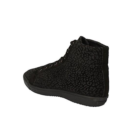 Sneakers Nero Ae449 Bikkembergs Camoscio Donna zwqxWEdYHW