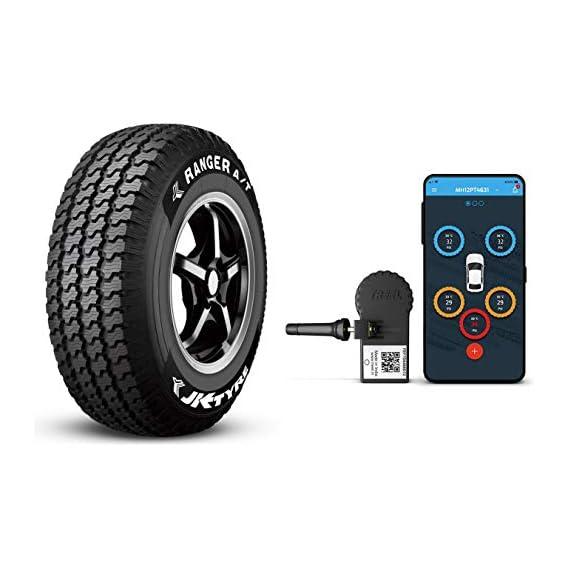 JK Tyre Smart 235/70 R16 Ranger A/T Tubeless Car Tyre