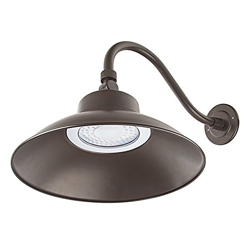 Outdoor Led Gooseneck Lamp - 8