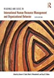 img - for Readings and Cases in International Human Resource Management and Organizational Behavior (Paperback)--by Gunter K. Stahl [2011 Edition] book / textbook / text book