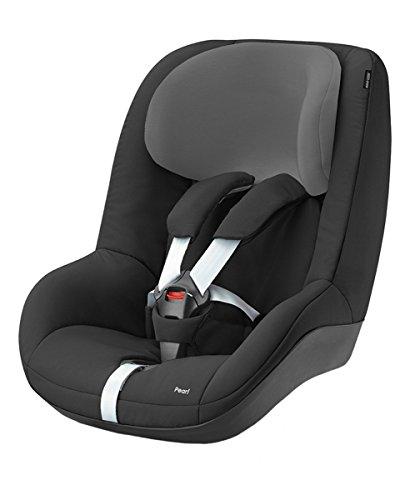 Maxi-Cosi 63408951 Pearl Kindersitz, Gruppe 1, 9-18 kg, black raven