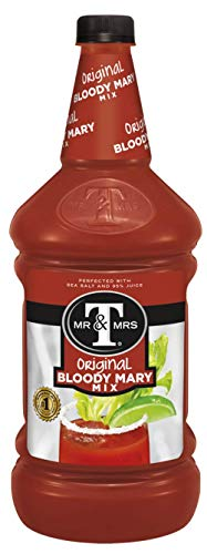 - Mr and Mrs T Original Bloody Mary Mixer, 1.75 Liter -- 6 per case.