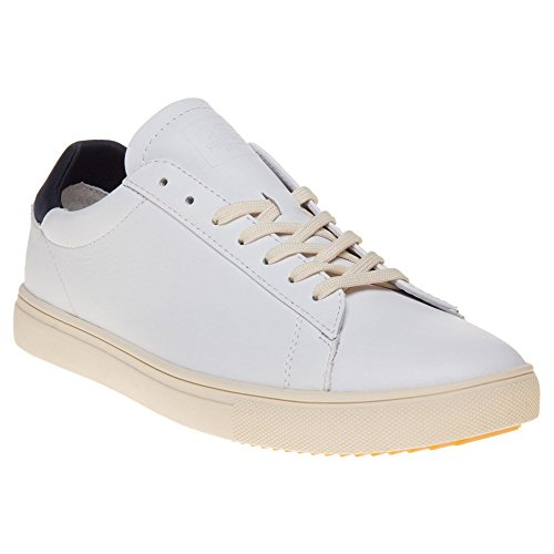 Clae Bradley Mens Sneakers White