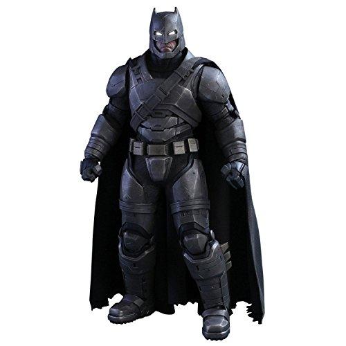 Movie Masterpiece - 1/6 Scale Fully Poseable Figure: Batman v Superman Dawn of Justice - Armored Batman