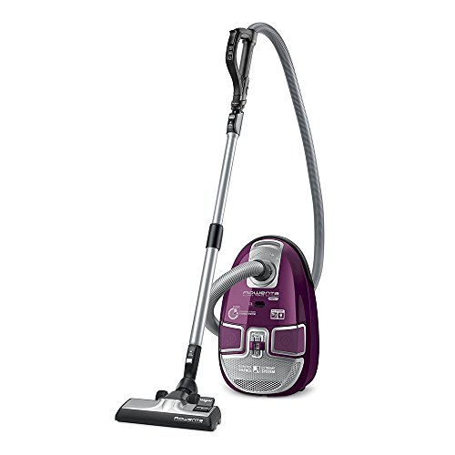 Rowenta RO5729 DA Ground vacuum cleaner Silence Force Extreme, extremely quiet (750 Watt, 3.5 l, HEPA 10 filter) Energy class A 220V