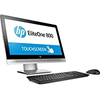 HP EliteOne Y2P27UT#ABA 23 All-in-One Desktop(Black/Silver)
