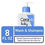 CeraVe Baby Wash & Shampoo | 8 Ounce