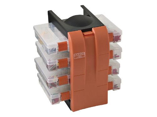 Bahco PTB402105 Stackable Organiser Module with 4 organisers