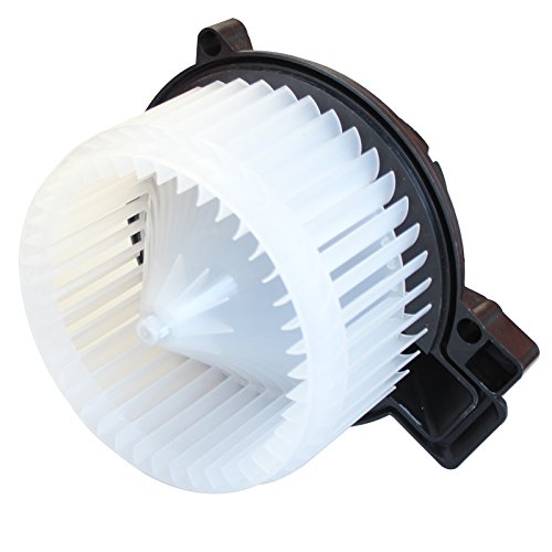 wer Motor ABS w/Fan Cage Air Conditioning HVAC Replacement fit for 2006-2009 Replacement fit ford Fusion/2007-2009 Lincoln MKZ/2006 Lincoln Zephyr/2006-2009 Mercury Milan ()