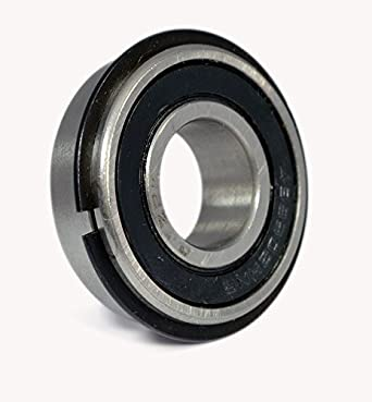 499502H or 99502H-NR Bearing with Snap Ring for Mowers, Go-Karts,
