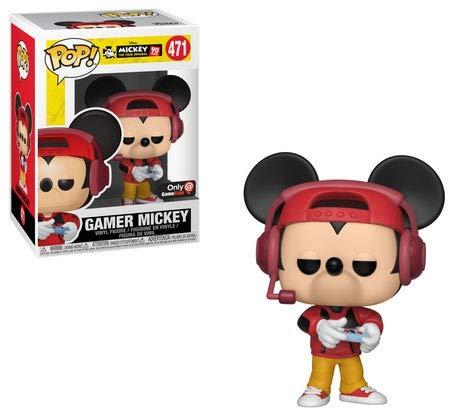 Amazon Com Funko Pop Disney Mickey The True Original 90 Years