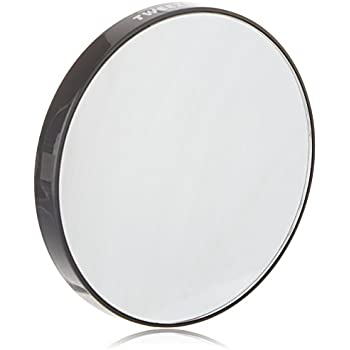Amazon Com Tweezerman Professional 12x Magnifying Mirror