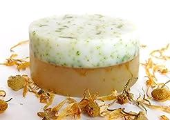 Handmade Soap - Honey, Mint, Calendula a...