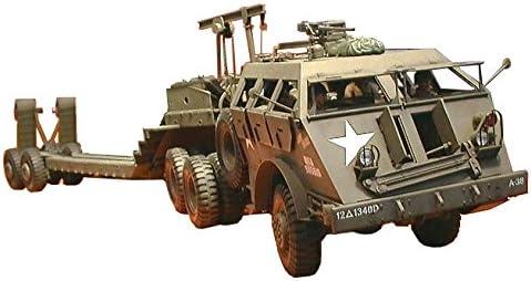1 35 Tank Transporter Dragon Wagon Plastik Askeri Arac Maket Kiti