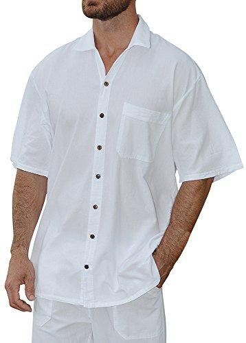 Men Comfortable Cotton Shirt - 1