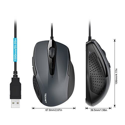Buy cheap wired mouse