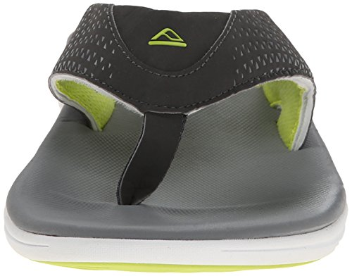 Reef Rover, Sandalias Flip-Flop para Hombre - grey Yellow